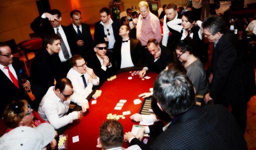 Poker-tisch Mieten 08